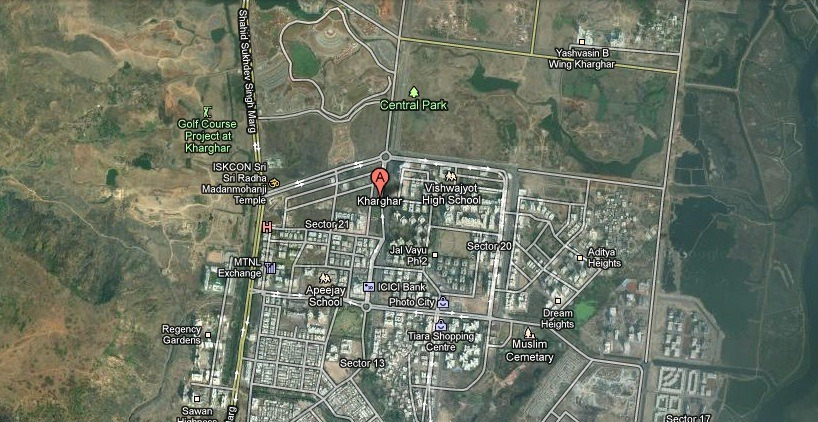 Kharghar Grows Rapidly On The Back Of Infra Projects And Upcoming