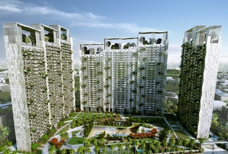 Noida Goes Plush With Super Luxury Projects