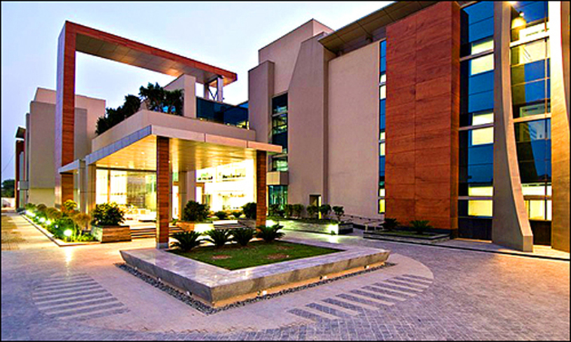 Top 10 Green Buildings in India