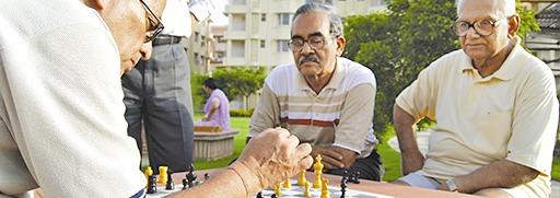 Senior citizen homes on the rise