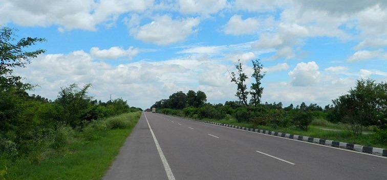 Lucknow-Kanpur Highway