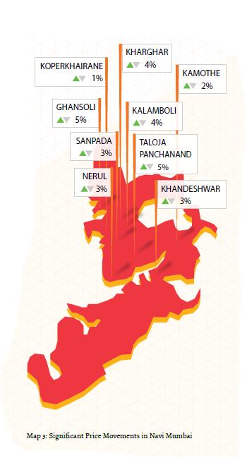 zone 2 navi mumbai map