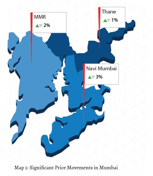 Significant Price Trends in Mumbai_Jan-Mar 2015