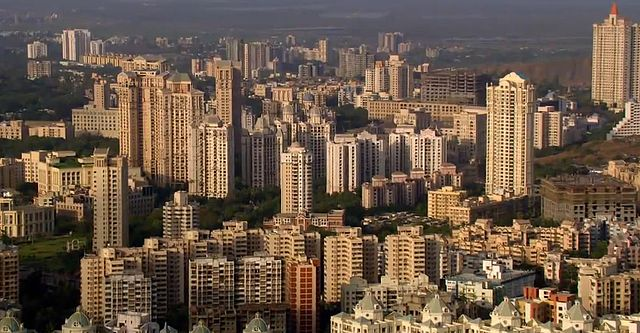 'Meeting the challenge: A slum free Mumbai by 2022'