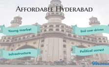 Reasons for affordability in Hyderabad