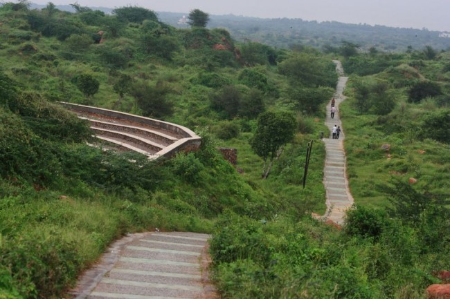 Should Aravali foothills be opened to construction activity?
