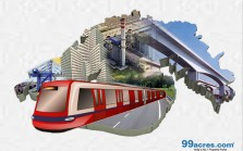 Ahmedabad metro to change the city's realty scenario