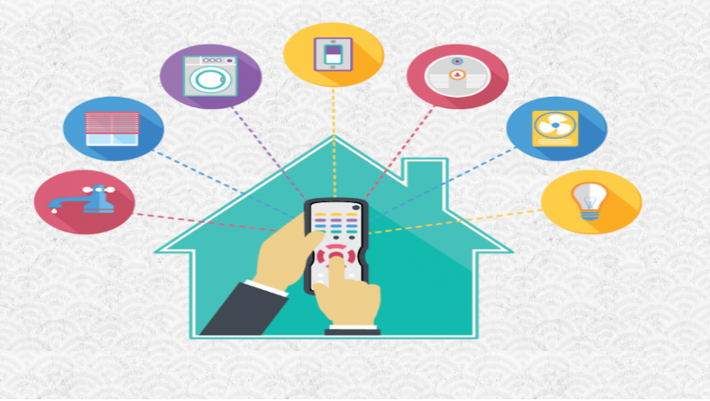 How to build a smart home with Internet of Things?