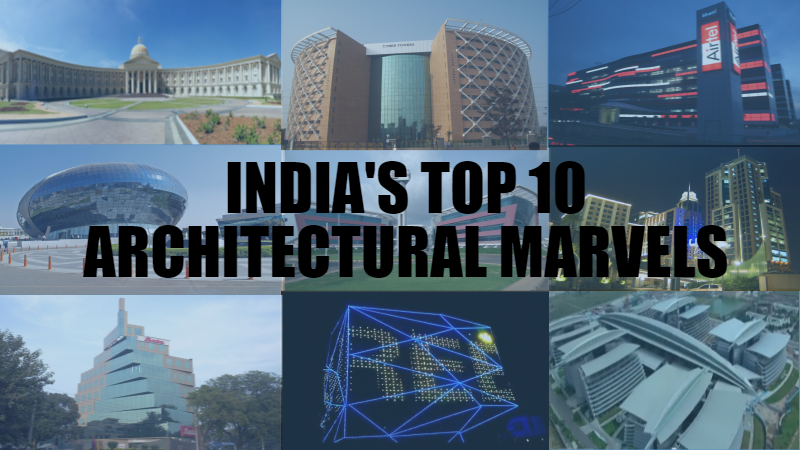 Architecture Buildings In India india's top 10 innovative commercial buildings