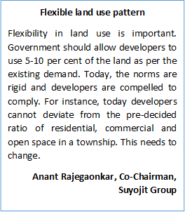 Flexi land use pattern_real estate investments in maharashtra