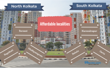 North and South Kolkata continue to supply maximum homes within Rs 40 lakh budget