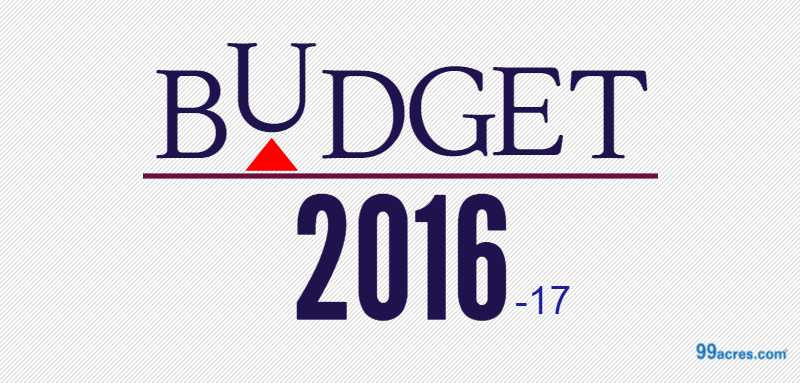 Budget 2016: A mixed bag for realty sector