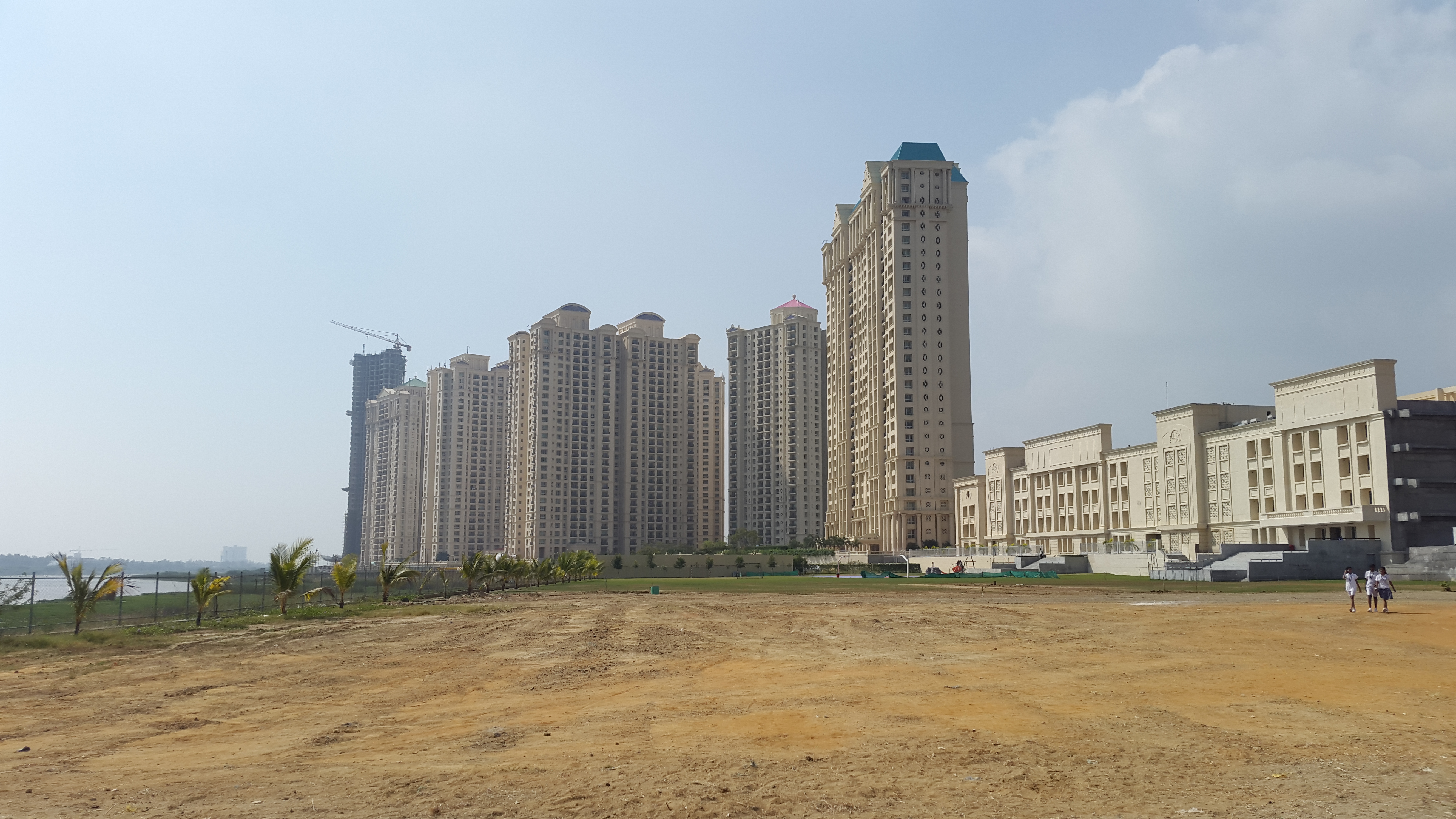NCR's realty market witnesses a downfall