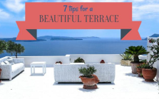 terrace or rooftop decor tips