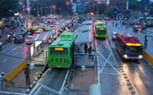 The government puts road infrastructure plans for Delhi on fast track