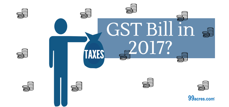 GST to reduce tax evasion in the real estate sector