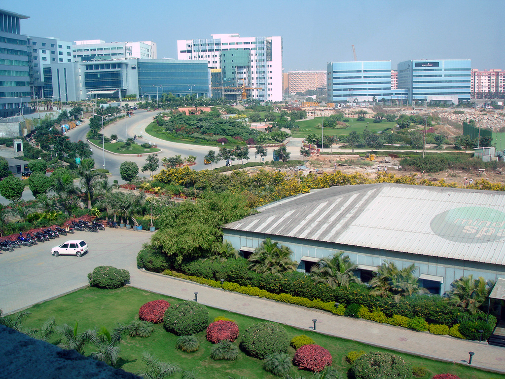 Office space realty in Hyderabad to grow by 16 million sq ft in 3