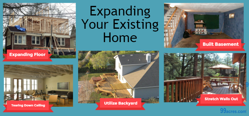 Tips On Expanding Your Existing Home