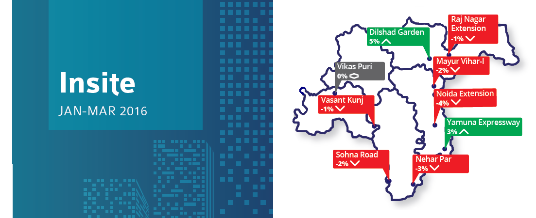 Delhi NCR Insite report map_Jan-mar 2016