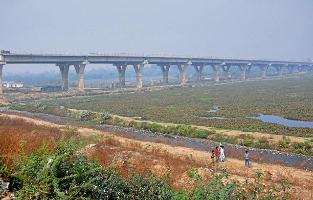 ghaziabad infrastructure