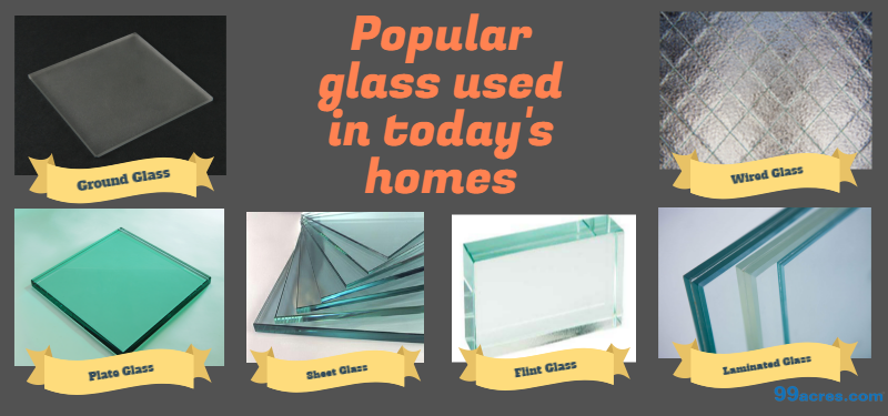 Glass trends in Indian homes today