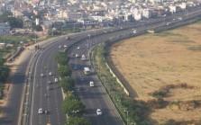 Delhi-Gurgaon_Airport_Expressway,_2007