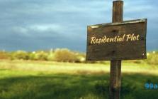 Residential plots