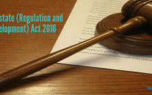 The Real Estate Act 2016