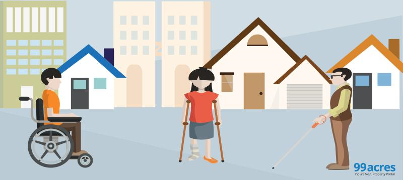disabled friendly homes