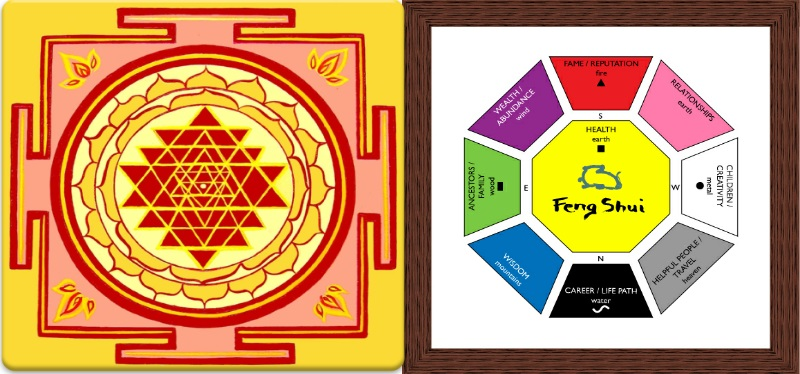 Indian Vastu Shastra or Chinese Feng Shui?