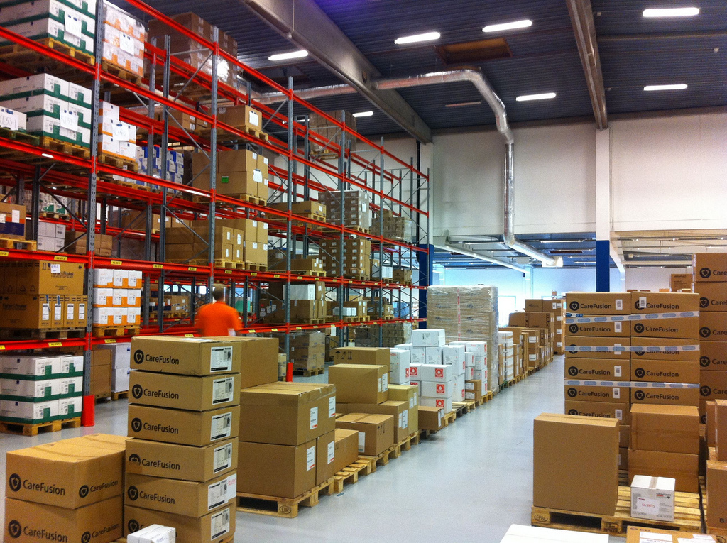 Warehousing: A rapidly growing market
