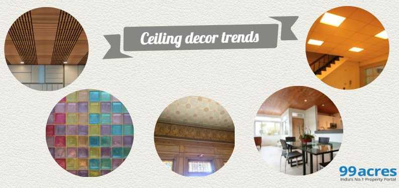ceiling decor trends