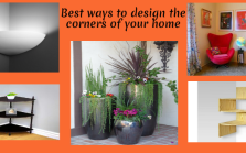 Best ways to design corners of your home