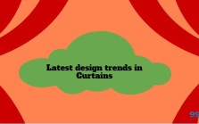 Design trends in Curtains