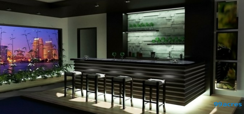 How To Design The Perfect Home Bar?