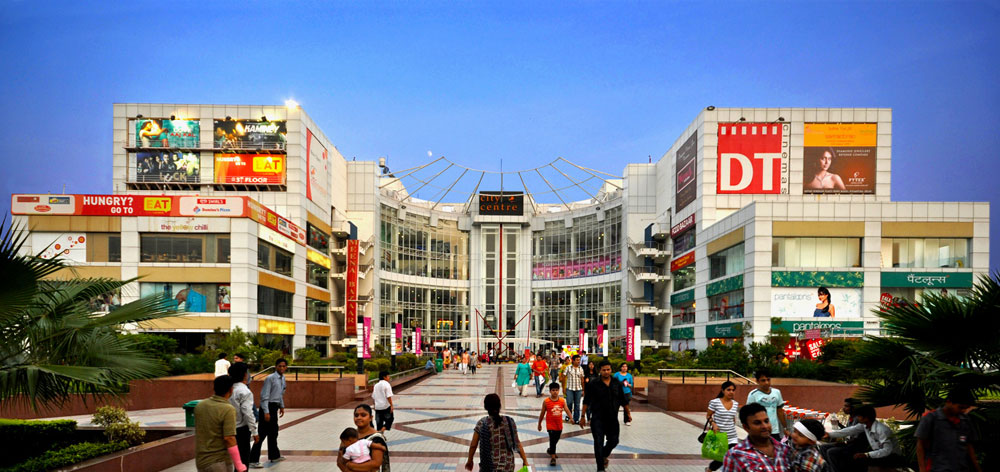 The rise of Indian malls