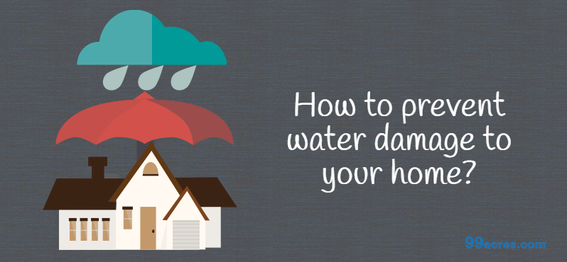 Tips to protect your home from leakages