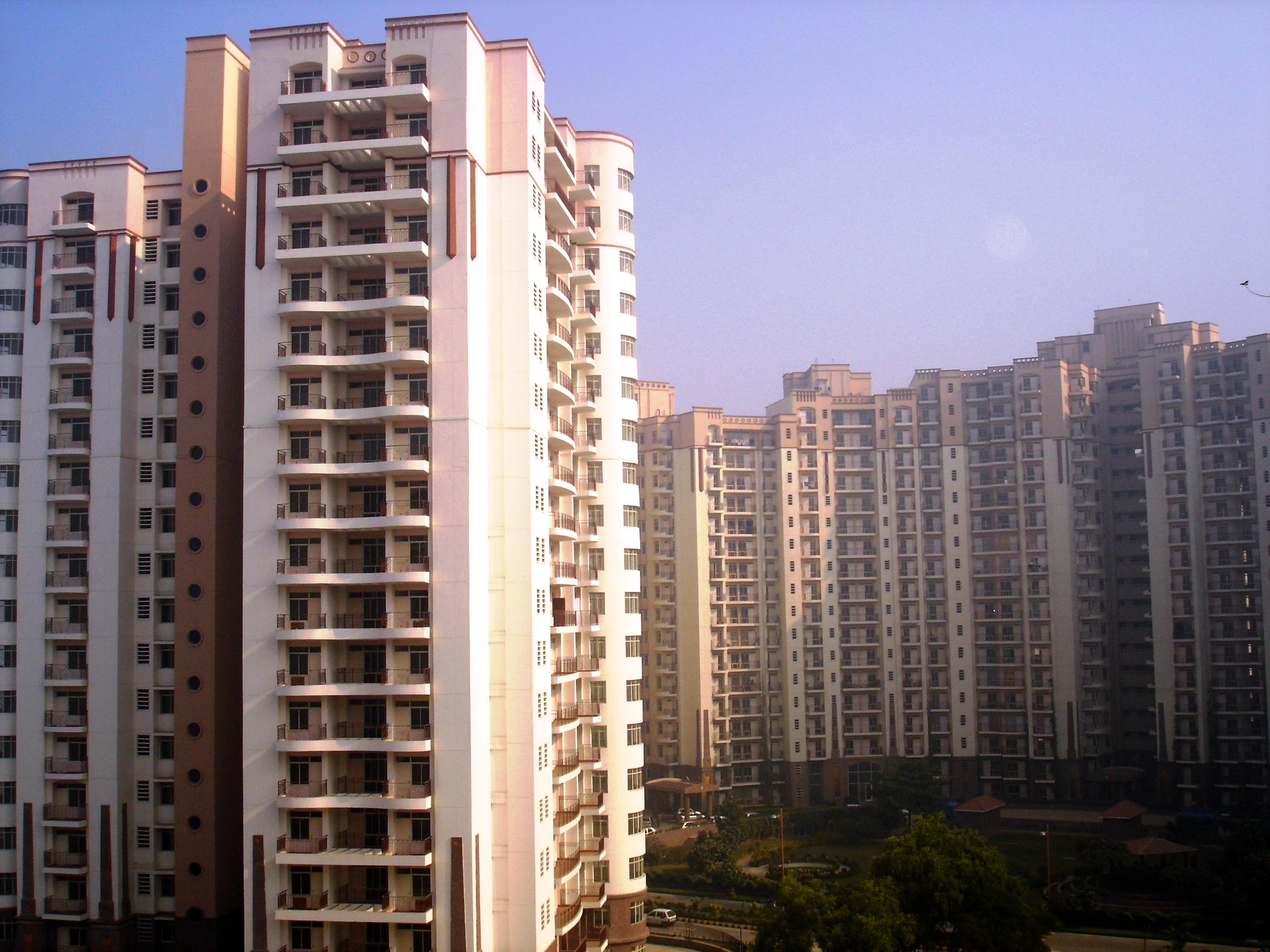 Low Efficiency Apartments