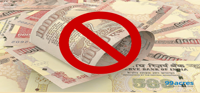 Banning the higher currency notes: A master stroke to cure monetary ills