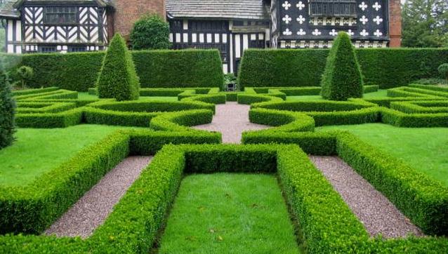 6 types of contemporary gardens