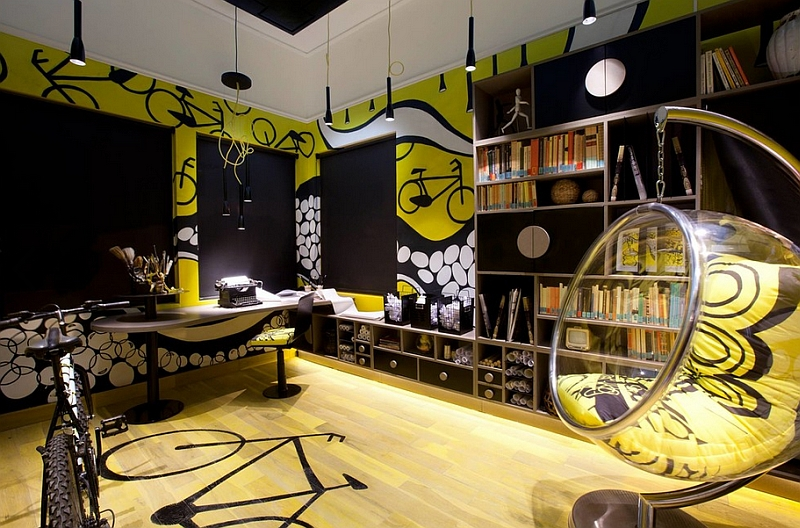 Creative design ideas to manage small workplaces