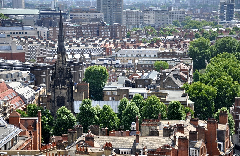 Indian expats look at London as a hot realty destination!