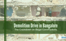 Illegal constructions in Bangalore