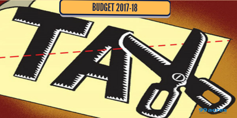 Union Budget 2017-18 tax reforms