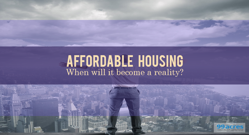 Affordable housing in Mumbai: The need of the hour