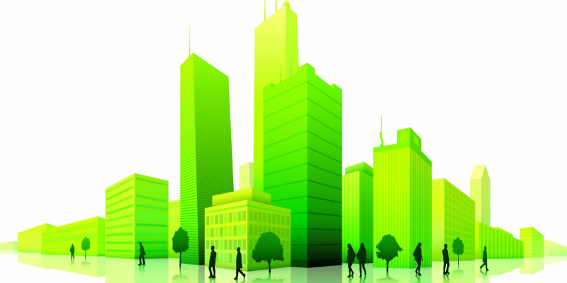 Green revolution in real estate and infrastructure