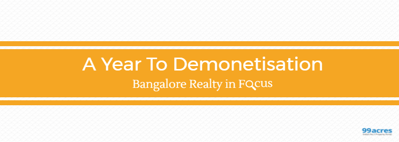 Demonetisation story Bangalore