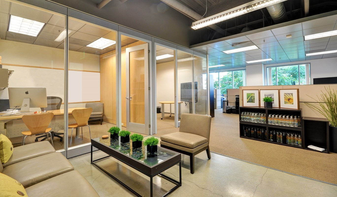 Role of office décor in maximizing work productivity