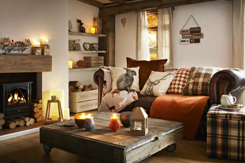 Top 6 interior décor tips to beat the winter blues at home