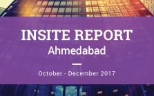 Ahmedabad Insite report Oct-dec 2017